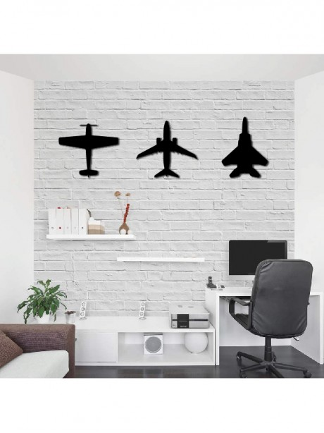 Linewallart Air Plane In Wall Decor