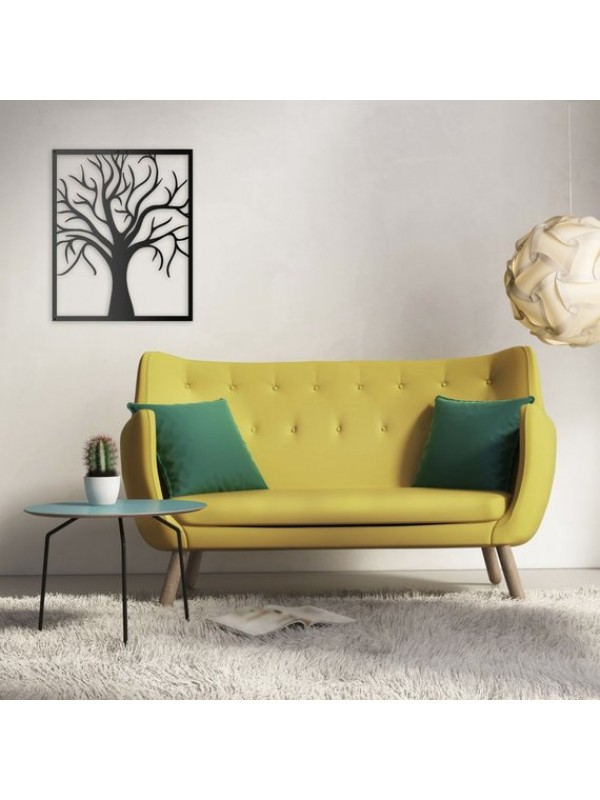 Tree Metal Wall Art Decor Gift